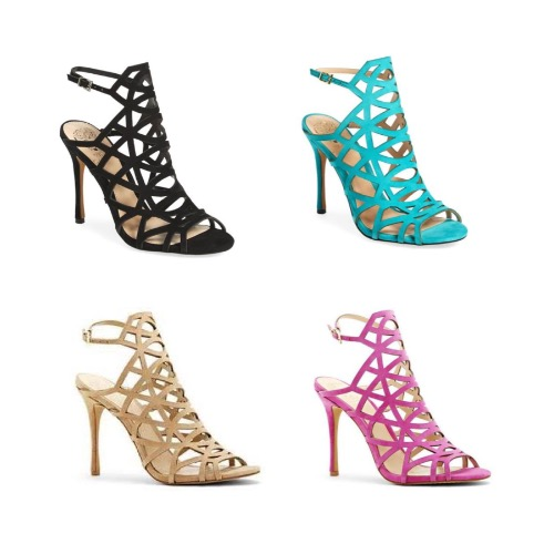 caged heel - vince camuto
