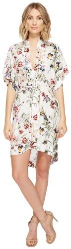 3v3 floral dress