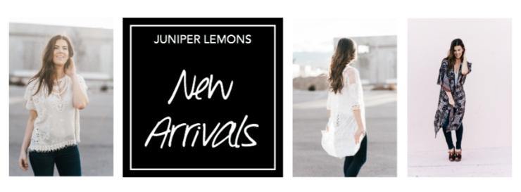 JL new arrivals banner