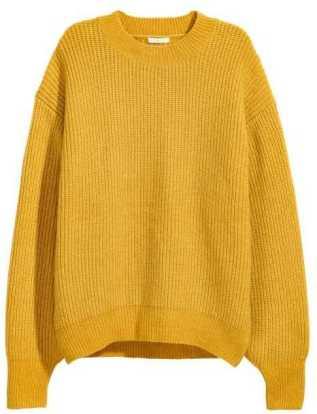 HM rib knit