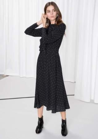 3v3 frill dress